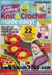 Crochet Magazines Usa : ... Issue 31 2011 Knit & Crochet made easy! - Free eBooks Download