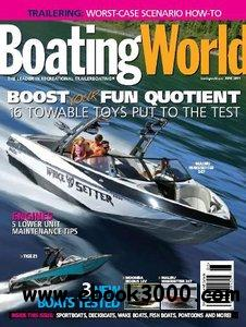 Boating World - June 2011 free download