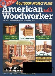American Woodworker #154 (June - July 2011) free download