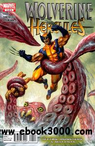 Wolverine-Hercules - Myths, Monsters & Mutants #4 (of 04) (2011) free download