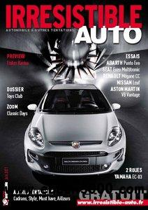 Irresistible Auto - June 2011 free download