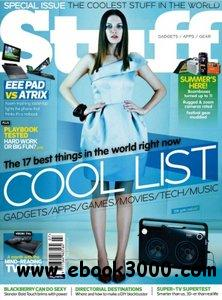 Stuff UK - July 2011 free download