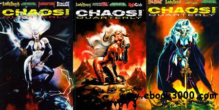 Chaos! Quarterly #1-3 free download