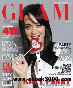 Glam June 2011 free download