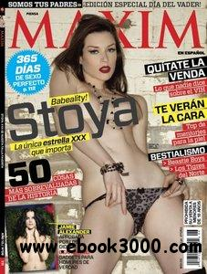Maxim Mexico June 2011 free download