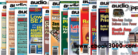 AudioXpress Magazine full year 2004 - retail free download
