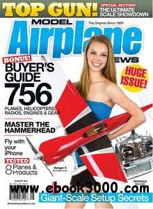 Model Airplane News Magazine August 2011 free download