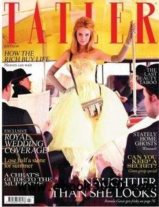 Tatler - July 2011 download dree