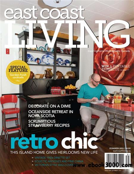 East Coast Living - Summer 2011 free download