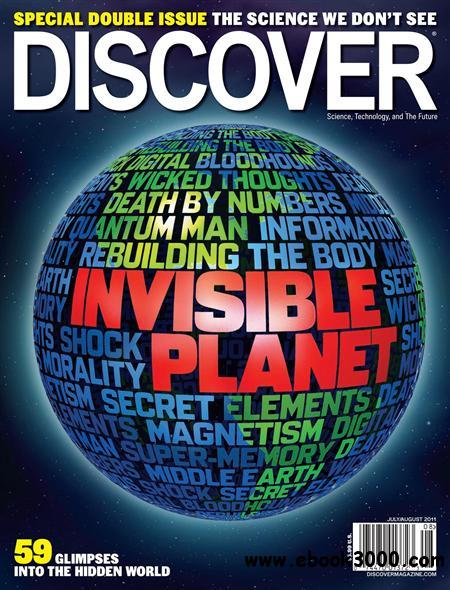 Discover Magazine - July August 2011 free download