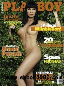 Playboy Venezuela  June 2011  No watermark free download