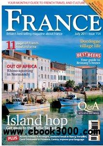 France Magazine UK - July 2011 free download