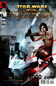 Star Wars - The Old Republic - The Lost Suns #1 (of 5) (2011) free download