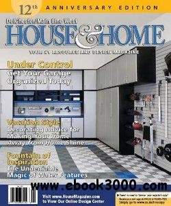 Del Chester House & Home - June 2011 free download