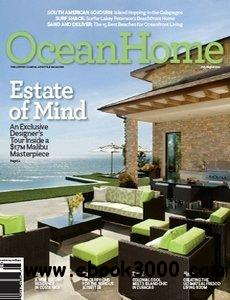 Ocean Home - July August 2011 free download