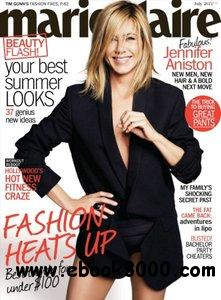 Marie Claire USA - July 2011 free download