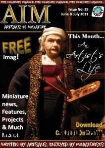 Aim - Issue 35 June  July 2011 free download