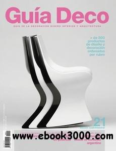 Guia Deco No.21 - Marzo 2011 free download
