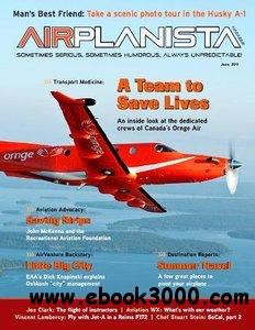 Airplanista Magazine - June 2011 free download