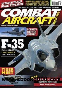 Combat Aircraft Monthly - July 2011 free download