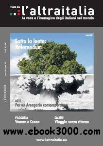L'Altraitalia June 2011 free download