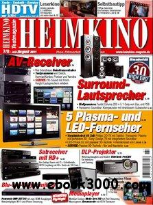 Heimkino Magazin Juli - August No 07 08 2011 free download