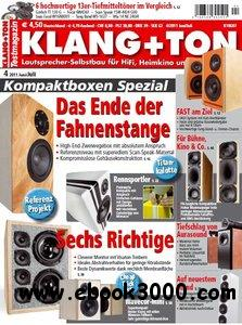 Klang und Ton Magazin Juni - Juli No 04 2011 free download