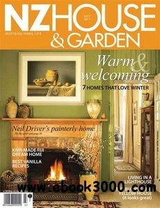 NZ House & Garden - July 2011 free download