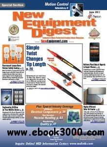 New Equipment Digest - June 2011 free download
