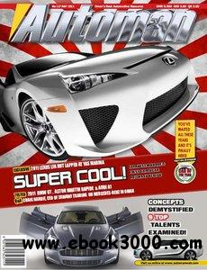 Automan - May 2011 free download