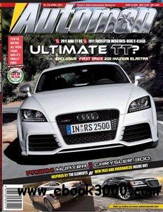 Automan - April 2011 free download