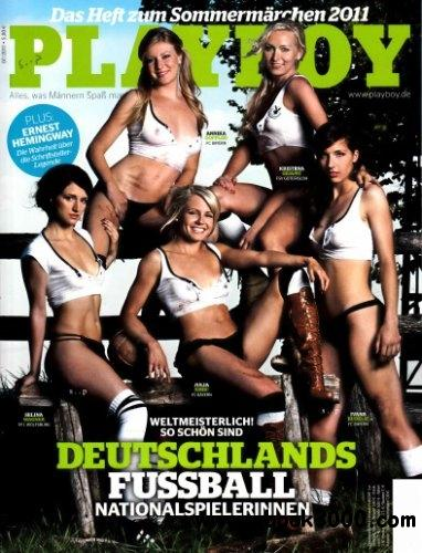 Playboy Germany - July 2011 free download