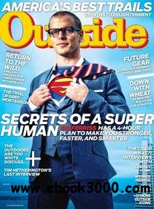 Outside - July 2011 free download