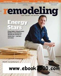 Remodeling Magazine - June 2011 free download