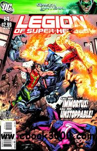 Legion of Super-Heroes #14 (2011) free download