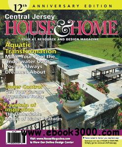 Central Jersey House & Home Magazine June 2011 free download