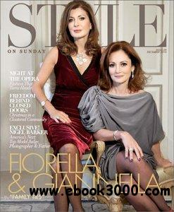 Style on Sunday - December 2010 free download