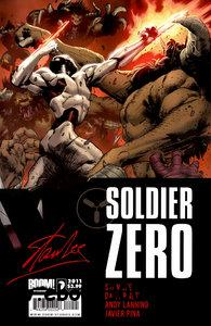 Stan Lee's Soldier Zero #9 (2011) free download
