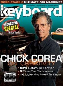 Keyboard Magazine - July 2011 free download