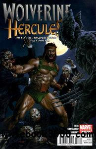 Wolverine / Hercules Myths Monsters & Mutants #1-4 [complete] free download