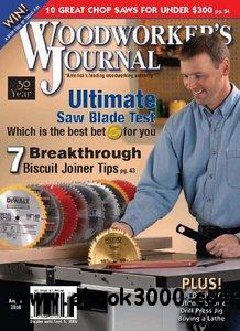 Woodworker's Journal (July - August 2006) free download