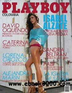 Playboy Colombia - October 2010 - No watermark free download
