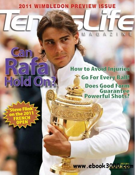 Tennis Life Magazine - July 2011 free download