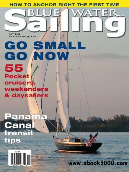 Blue Water Sailing - July 2011 free download