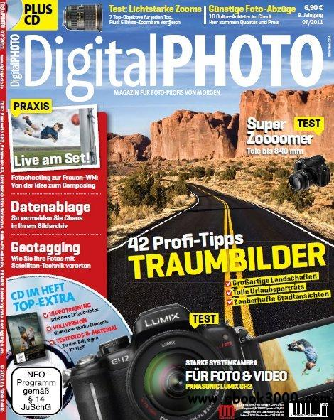 Digital Photo Magazin Juli No 07 2011 free download