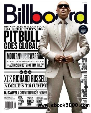 Billboard Magazine - 25 June 2011 free download