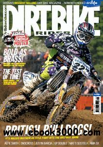 Dirt Bike Rider - June 2011 download dree