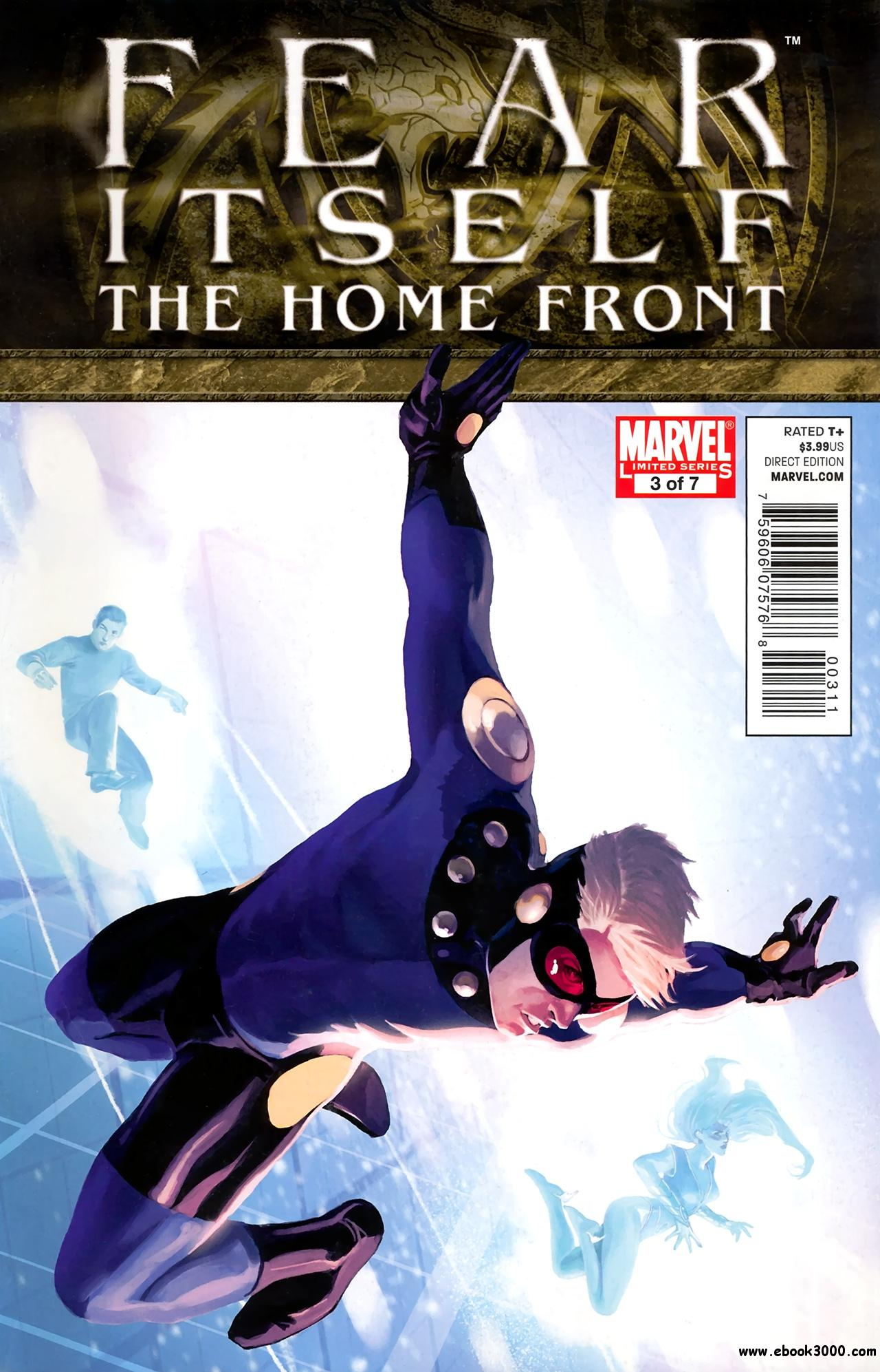 Fear Itself - The Home Front #3 (of 07) (2011) free download