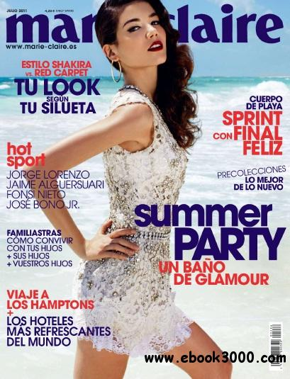 Marie Claire - July / 2011 (Spain) free download