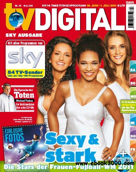 TV Digital No 13 vom 18 Juni bis 01 Juli 2011 free download